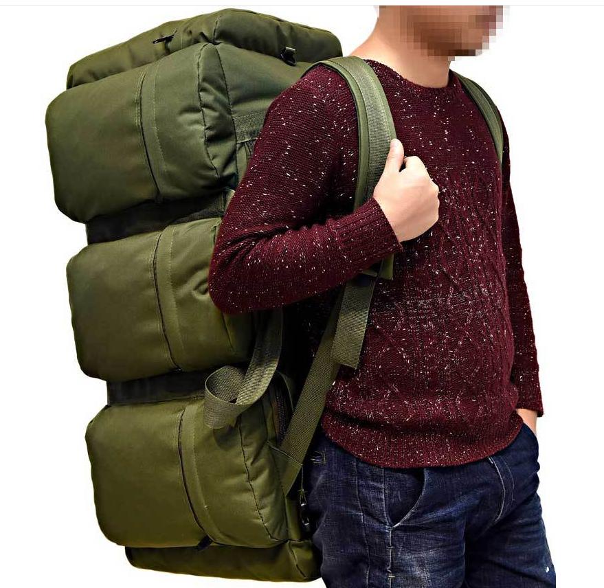 90L Cargo Bag/Canvas Rucksack | OPC Supply | SHIPS FREE $119