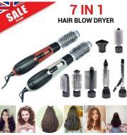 Multifungsi 7 IN 1 Hair Dryer Pengering Rambut Hairdryer  Hair Styler