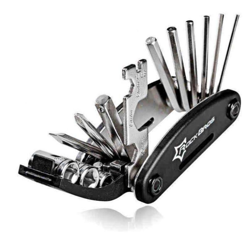 Bicycle Repair Combination Tool allinonehere.com