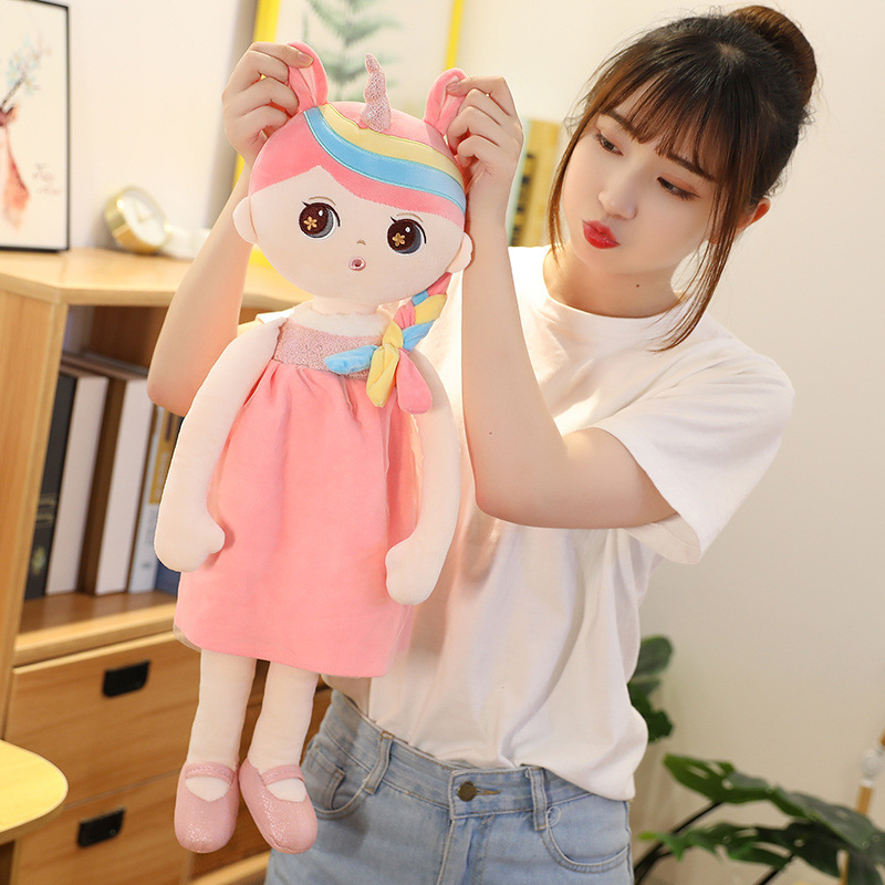 Unicorn Princess Soft Stuffed Plush Doll Toys 45 - 82cm
