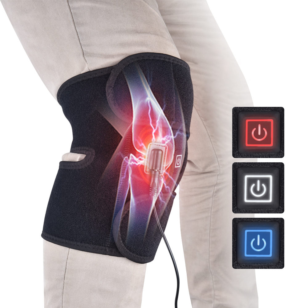Clothing - Electric Knee Protection Heating Massager