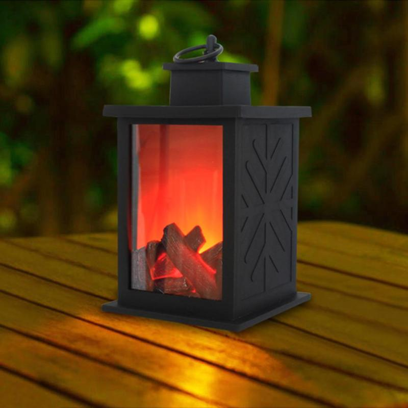 Simulated Fireplace