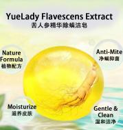 Original YueLady Flavescens Extract Ginseng Natural Soap