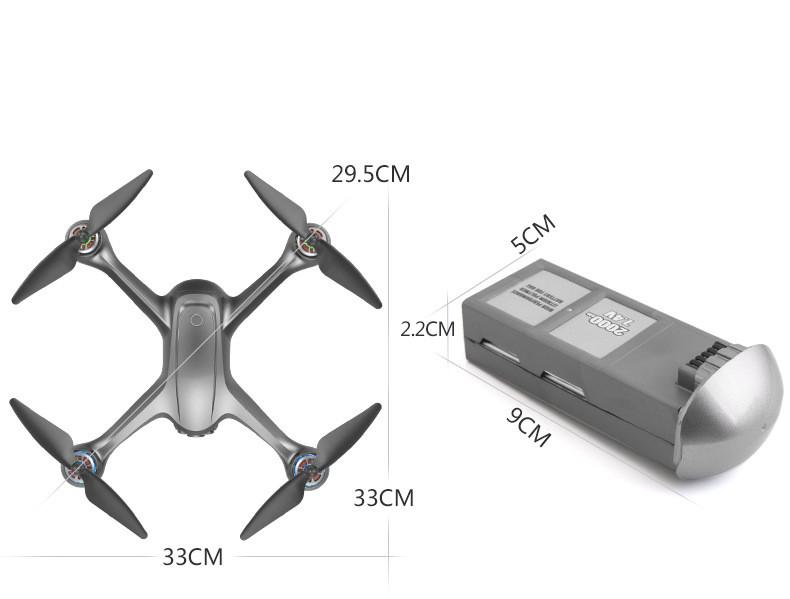 ICAT2 Intelligent Quadcopter Drone
