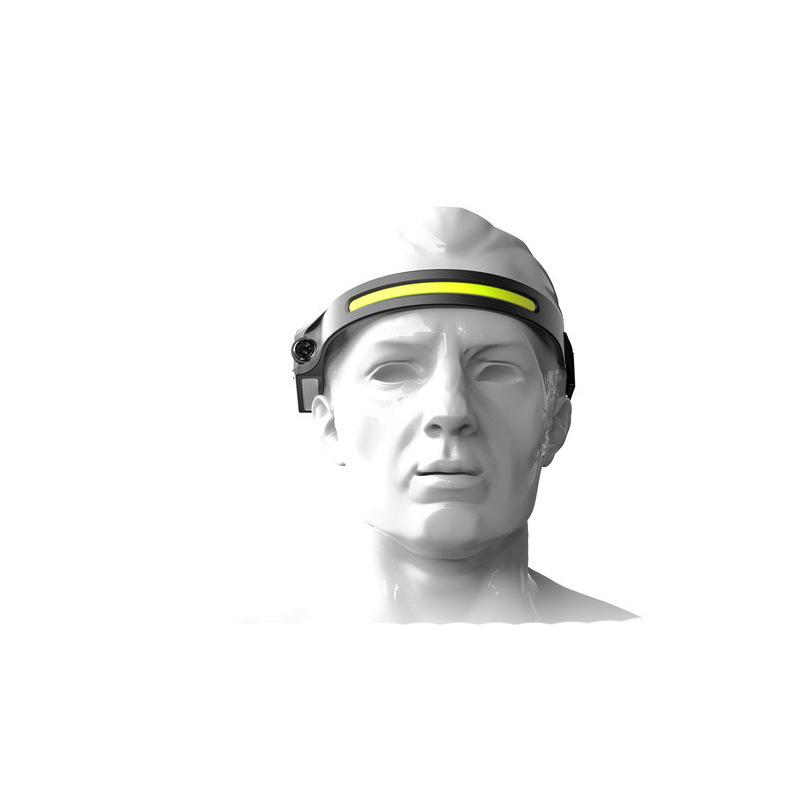 Waterproof Full Vision Headlamp and Flashlight 5