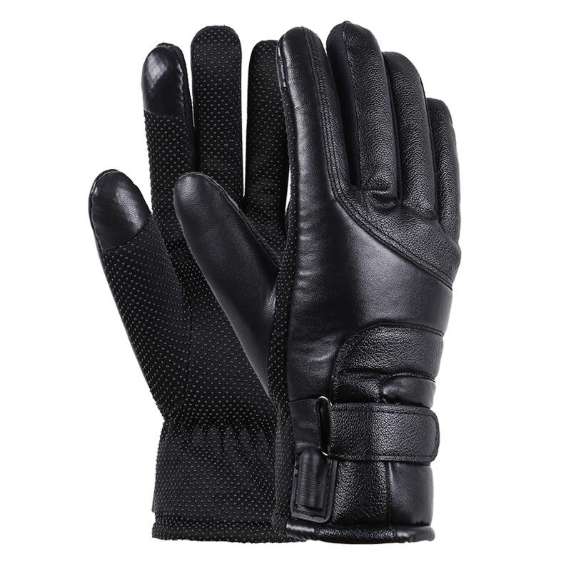 winter heated gloves