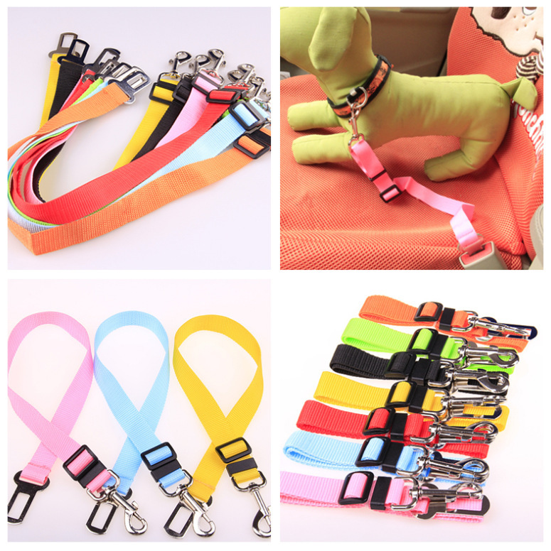 Adjustable Car Safety Belt for Dog