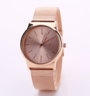 Watch the big sports fashion leisure belt gold outdoor military derivative supply explosion models one generation