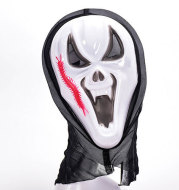 Halloween Mask Ghost Screaming Mask