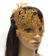 Masquerade  lace  blindfold