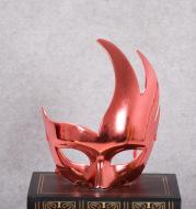 Flame masquerade accessories