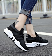 New Breathable Mesh Student Running Shoes