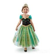 Cosplay Dress Girls Princess Clothing Halloween Cartoon Clothes