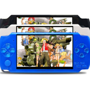 Handheld game console 32 bit 8GB 4.3 inch HD mp5 game console