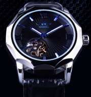 A factory selling hot money, WINNER authentic mechanical watches, men's mechanical watches