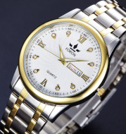 A luminous watch