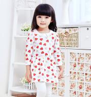 Children's wear, girl dress, baby skirt, baby princess dress, pure cotton girl's skirt, Korean version