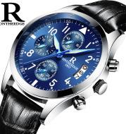 Men's Fashion Steel Belt Non-Mechanical Watch