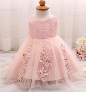 Foreign trade explosion 61 children's costumes, sequins, princess skirt, children's dress, dress, baby, baby dress