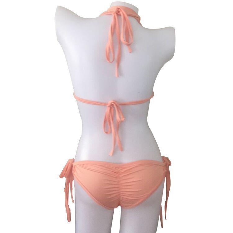 4141258904 783450838 2020 new sexy swimsuit bandage Sequin multi rope bikinis set BIKINI