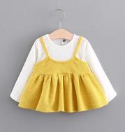 2021 children autumn Children Infant Girls skirt dress skirt a child on behalf of A032