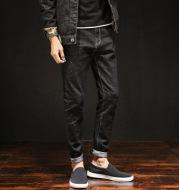 Lightweight men's stretch jeans