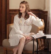 Pure cotton ladies pajamas set