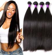Human hair straight hair Brazilin human straight hair Brazil hot sale natural color