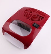Red nail dryer