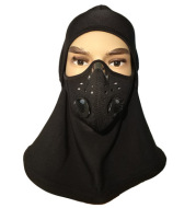 Windproof and breathable smog mask