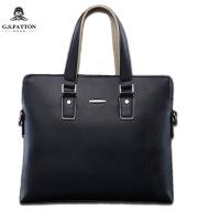 Guangzhou Barton leather handbag for men's handbag