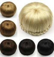 Fashion senior temperament wig