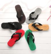 Men's flip flops wholesale beach shoes
