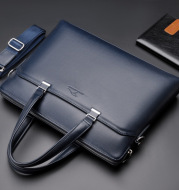 Business briefcase men's bag