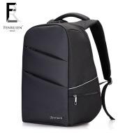 Double shoulder bag men's backpack anti-theft simple bag youth travel business leisure double shoulder male bag tide computer bag