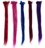 Gradient two color braid