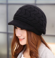 Women's autumn and winter knitted hat