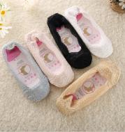 10pcs Lace boat socks