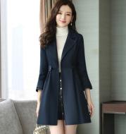 Fashion casual women's windbreaker