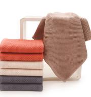 Honeycomb sports towel