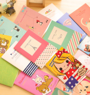 Special Korean stationery cute cartoon book wholesale student children notebook gift small gifts