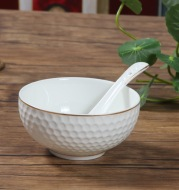 Bowl, Bowl, Ceramic, Salad, Bowl, Dish, Porcelain, Porcelain, Water Cube Kitchens