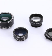 Five a general mobile phone lens fisheye wide-angle macro telephoto lens mobile phone CPL five in one