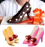3D High Heel Chocolate Mold