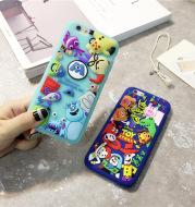 Cartoon Silicone Phone Case