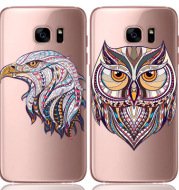 Samsung Galaxy S7 mobile phone shell S7 mobile shell colorful animal series new color painting shell manufacturer direct selling