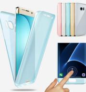 Anti-fall 360 all-inclusive transparent phone case