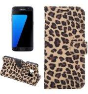 Fashion leopard print leather case
