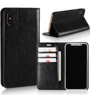 Leather Wallet Flip Cover