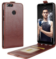 Phone Case Honor7X Leather Case Card Case